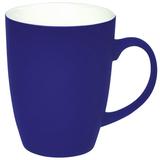 Кружка Sweet с прорезиненным покрытием, синий фото