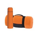 Набор подарочный Привал, оранжевый фото