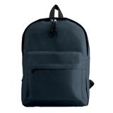 Рюкзак, полиэстер 600D, темно-синий фото