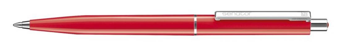 Ручка шариковая Point Polished, красный 186 фото