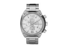 Часы наручные Diesel, мужские, d49, серебряный фото