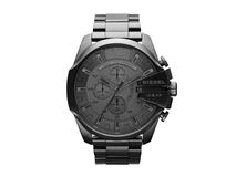 Часы наручные Diesel, мужские, d51, серый металлик фото
