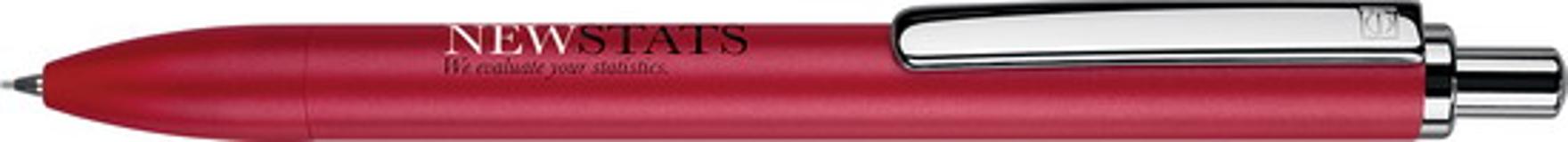 Карандаш механический Scrivo, бордовый фото