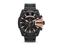 Часы наручные, мужские, черный фото