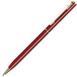 Ручка металлическая SLIM, красный фото