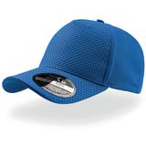 Бейсболка Gear 5 клиньев, застежка на липучке, синий фото