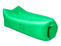 Надувной диван Биван 2.0, салатовый фото