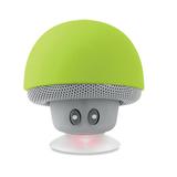 Колонка Bluetooth на присоске, зеленый фото