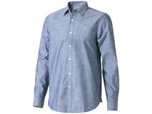 Рубашка Lucky мужская, бирюзовый фото
