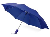 Зонт складной Tulsa, синий фото