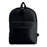 Рюкзак, полиэстер 600D, черный фото