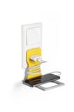 Держатель для зарядки мобильного телефона VARICOLOR PHONE HOLDER, желтый фото