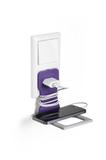Держатель для зарядки мобильного телефона VARICOLOR PHONE HOLDER, фиолетовый фото