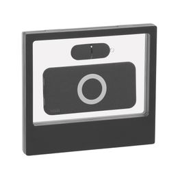 """Набор подарочный """"Камень"""" на 2 предмета (флешка 16 Гб, аккумулятор 8000 mAh), черный фото"""