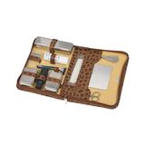 Несессер CEPI из рециклированной кожи, коричневый фото