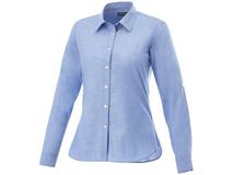 Рубашка Lucky женская, синий фото