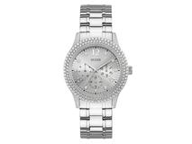 Часы наручные Guess, женские, d40, серебристый фото