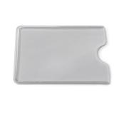 Пластиковый чехол для кредитной карты, прозрачный фото