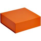 Коробка BrightSide, оранжевая фото