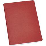 Блокнот Writer, 50 стр., красный фото