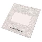 Альбом с раскрасками RUDEX, 48 листов, белый фото