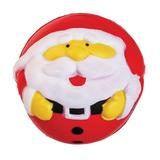 Антистресс Дед Мороз, красный фото
