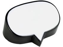 Антистресс Диалоговый шар, белый фото