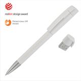 Ручка шариковая TURNUS Mс флешкой 8Гб, белый фото