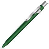 Ручка металлическая ALPHA, зеленый фото