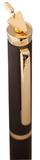 Ручка металлическая Trowel Golden Top, черный фото