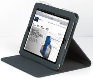 B025 SKUBA myCASE чехол для iPad, серый фото