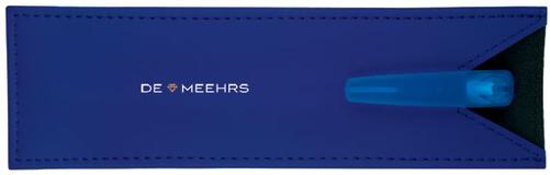 Футляр-карман для ручки SKUBA, синий фото