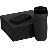 Набор Formation (термостакан, внешний аккумулятор 5000 мАч), черный фото