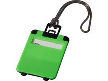 Бирка багажная Taggy, зеленый фото