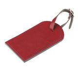 Бирка багажная TINTED ITEMS, красный фото