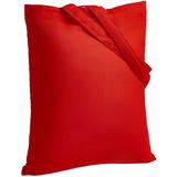 Холщовая сумка Neat 140, красная фото