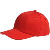 Бейсболка детская Bizbolka Capture Kids, красная фото