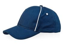 Бейсболка Break 6 клиньев, темно-синий фото