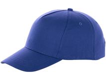 Бейсболка Brunswick 5 клиньев, синий фото