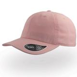 """Бейсболка """"DAD HAT"""", розовый, 6 клиньев, 100% хлопок, 280грм2, металлическая застежка фото"""