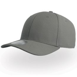 Бейсболка DYE FREE 6 клиеньев, серый фото