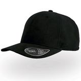 Бейсболка FAM 6 клиньев, черный фото