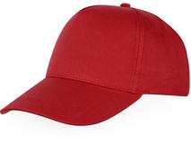Бейсболка Memphis 5 клиньев детская, красный фото