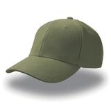 Бейсболка PILOT 6 клиньев, зеленый фото