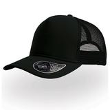 Бейсболка RAPPER JERSE 5 клиньев, черный фото