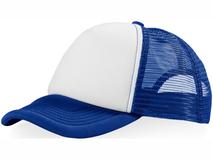 Бейсболка Trucker 5 клиньев, синий фото