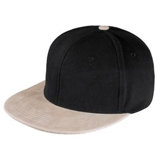 Бейсболка Unit Heat 6 клиньев, плоский козырек, черная с серым фото
