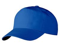Бейсболка Unit Promo, синяя фото