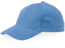 Бейсболка Watson 6 клиньев, голубой фото