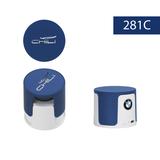 """Беспроводная Bluetooth колонка """"Echo"""", белый/темно-синий фото"""
